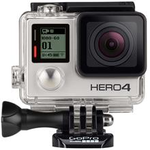 GoPro HERO4 Silver Action Camera